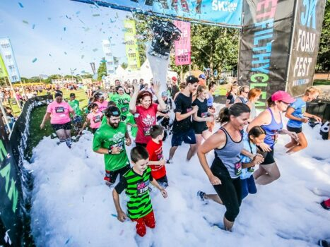 Register For These Kid-Friendly Fun Runs Around Edmonton 2019