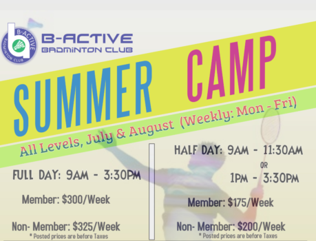Summer Camps Around Edmonton 2019