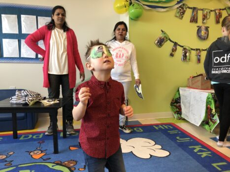 Birthday Party at Kids & Company