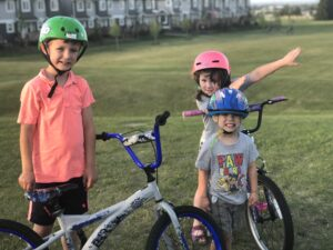Free Drop-in Bike Safety Programs Around Edmonton