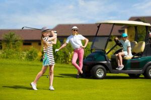 Kids Golf For Free With An Adult At These Golf Courses Around Edmonton