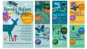 Family Nature Nights Around Edmonton 2019