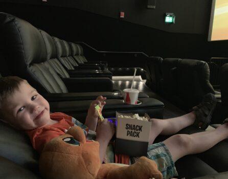 Kids Day At Landmark Theatres