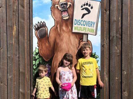 Discovery Wildlife Park Innisfail
