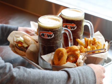 A&W Free Root Beer Day