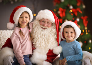 Where You Can Visit Santa Around Edmonton This Holiday Season | 2019